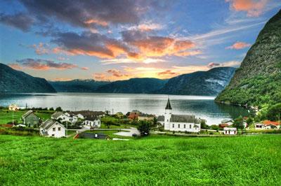 Vestvendt Fresvik